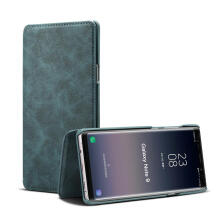 MOONMINI for Samsung Galaxy Note 9 PU Leather Wallet Case Flip Stand Cover with Card Holders