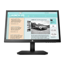 HP V190 18.5 inch LED Monitor (VGA Port)