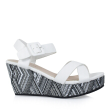 Bellagio Messina-446 Casual Wedges Slingback Sandals
