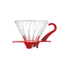 Hario Dripper V60 Glass Red VDG-01R