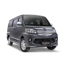 DAIHATSU LUXIO ( AFTER BOOKING FEE )