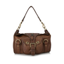 Pre-Owned Mulberry Leather Shoulder Bag