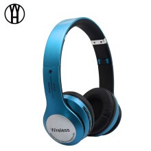 WH B20 Head-mounted sports headset running folding bass stereo wireless Bluetooth headphone for xiaomi huawei samsung iphone