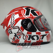 Helm KYT RC Seven #17 Helm Full Face RC7