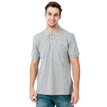 CARVIL Pakaian Pria Polo Shirt Misty-G71 - Light Misty