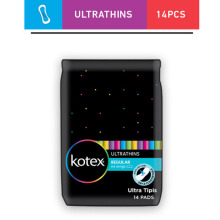 KOTEX Ultrathins Non Wings 14's