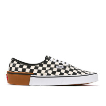 VANS Ua Authentic - (Gum Block) Checkerboard