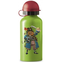 [free ongkir]Crocodile Creek Stainless Steel Bottle Pirate - 400 ml