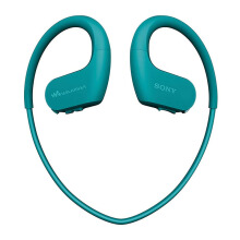 SONY NWWS413BM 4GB Sports Wearable MP3 Player - Blue