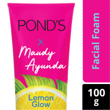 POND'S Lemon Glow Facial Foam 100gr