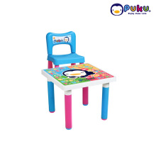 Puku Fantastic Table + 1 chair 30501/ Meja anak Kursi Anak Multicolor