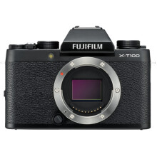 Fujifilm XT100 Kit 35mm f/2.0 (Black) Black