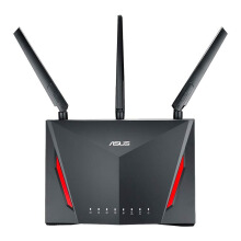 ASUS RT-AC86U AC2900 WiFi Dual-band Gigabit Gaming Wireless Router with AiMesh & AiProtection