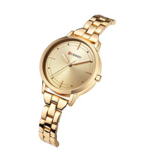 CURREN Watch Women Casual Fashion Quartz Wristwatches Creative Design Ladies Gift relogio feminino