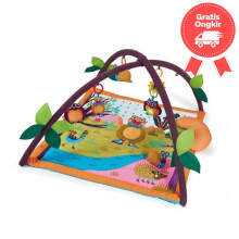 Oops Forest Gym! Multi-Activity Gym Color Full Age 0M+