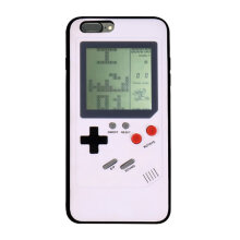 Unique for Nintendo Tetris Game Design Back Protective Case for iPhone