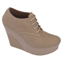 WEDGES BOOT WANITA - KM 044