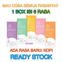HYDROMAMMA Hydro Mamma Powder Drink - MIXED SEMUA RASA (1 Box isi 12 Sachet)