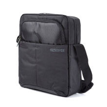 American Tourister Speedair Vertical Shoulder Bag M Black