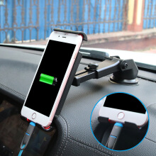 Bakeey™ Multifunctional Phone Stand Suction Cup Car Dashboard Holder Bracket for Smartphone iPad GPS