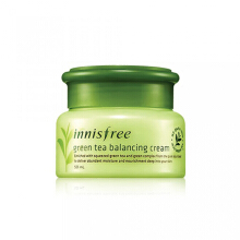 Innisfree Green Tea Balancing Cream - 50ml