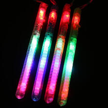 Farfi Electronic Colorful Fluorescent LED Flash Glow Light Stick Concert Party Props Random Color