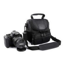 YOOHUI Camera Case Bag For Sony DSC-HX400V HX400V HX350 HX300 H400 H300 H200 DSC-RX10 RX10 Black