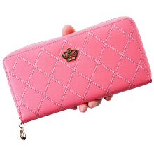 Si Ying S439 Import Ms. Wallet / Korea original / Long zipper wallet
