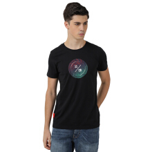 3SECOND Men Tshirt 0312 [103121812] - Black