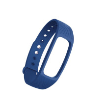 CURREN Silicone Band Fitness Tracker Heart Rate Monitor Strap Wristband For IPRO ID107 Smart Watch strap