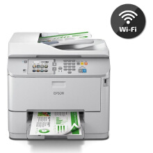 EPSON Workforce WF-5621 Wi-Fi Duplex All In One Printer (Print, Scan, Copy)