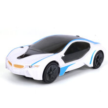 Universal LED Light Music Electric Flashing Cars Children Kids Car Toys Gift
