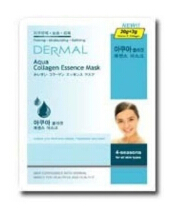 Dermal Aqua Collagen Essence Masks*10pc(s)