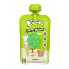 Peachy Pear Puree 100gr - 6m+