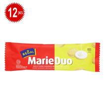 REGAL Marie Duo Sachet Vanilla Box 20 gr x 12 pcs