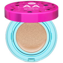 Cathy Doll AA Matte Powder Cushion Oli Control #23 Natural Beige 6gr