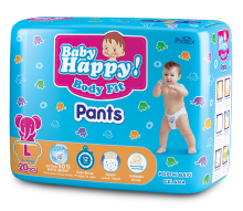 BABY HAPPY Popok Pants L20