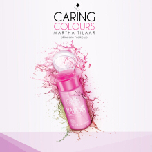 CARING COLOURS Makeup Remover 24/100 - 100ml