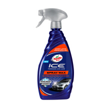 Turtle Wax ICE Spray Wax - Spray Pembersih & Pengkilap Body Mobil - 591 ml