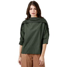 Shop At Velvet Campa Sage  - Green [All Size]
