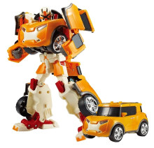 Tobot Evolution X Original - Young Toys Orange