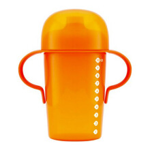 BOON Sip Sippy Cup Tall 10oz - Orange