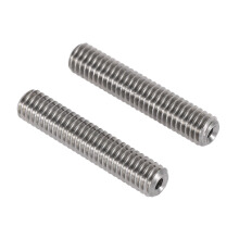 Anet MK8 2pcs Stainless Steel Nozzle Teflon Pipes for MakerBot 3D Printer Accessories  Multicolor