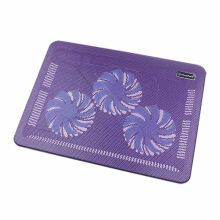 MICROPACK CP-173 Cooling Pad Notebook up to 17inch - Purple