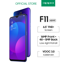 OPPO F11 [4/128GB] - Flourite Purple