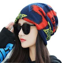 SiYing fashion casual love five-pointed star warm ladies hat
