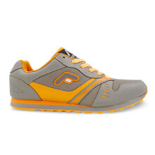 Fans Castelo O - Jogging Shoes Grey Orange
