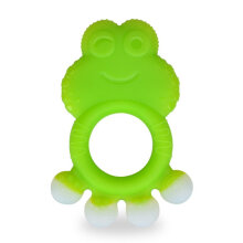 [kingstore] frog silicone molar gel Green