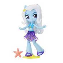 MY LITTLE PONY Eg Beach Trixie Lulamoon MLPE0685