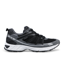 FILA Montagna - Black/White/Charcoal